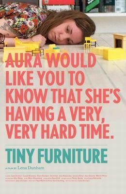 """Постер к фильму """"Крошечная мебель"""" /Tiny Furniture/ (2010)"""