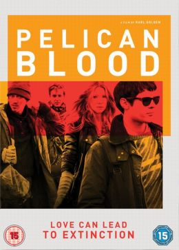 """Постер к фильму """"Кровь пеликана"""" /Pelican Blood/ (2010)"""