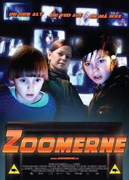 """Постер к фильму """"Крупным планом"""" /Zoomerne/ (2009)"""