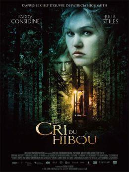 """Постер к фильму """"Крик совы"""" /The Cry of the Owl/ (2009)"""