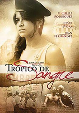 """Постер к фильму """"Кровавый тропик"""" /Tropico de Sangre/ (2010)"""