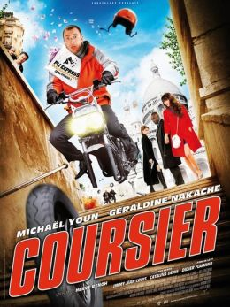 "Постер к фильму ""Курьер"" /Coursier/ (2010)"