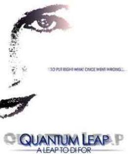 """Постер к фильму """"Квантовый скачок: Спасти Диану"""" /Quantum Leap: A Leap to Di for/ (2009)"""