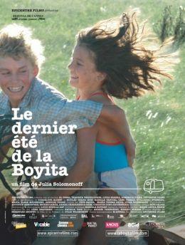 """Постер к фильму """"Последнее лето в Бойте"""" /El ultimo verano de la Boyita/ (2009)"""