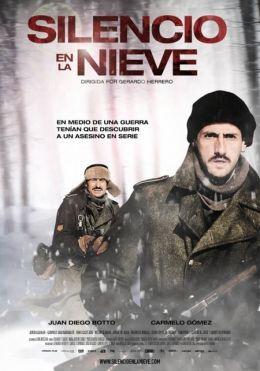 """Постер к фильму """"Ледяное молчание"""" /Silencio en la nieve/ (2011)"""