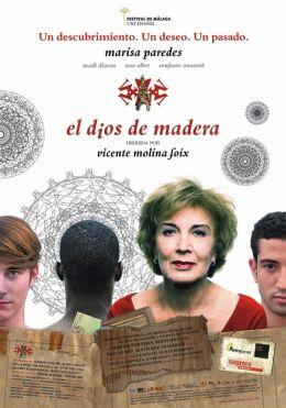 """Постер к фильму """"Лесной бог"""" /El dios de madera/ (2010)"""