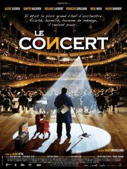 """Постер к фильму """"Концерт"""" /Le concert/ (2009)"""