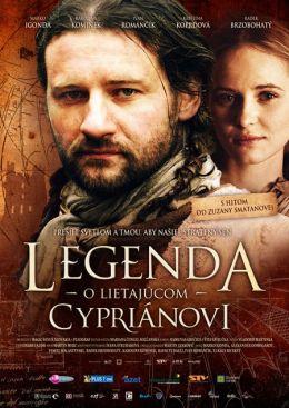 """Постер к фильму """"Легенда о летающем Киприане"""" /Legenda o Lietajucom Cyprianovi/ (2010)"""