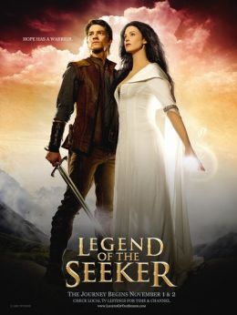 "Постер к фильму ""Легенда об Искателе"" /Legend of the Seeker/ (2008)"