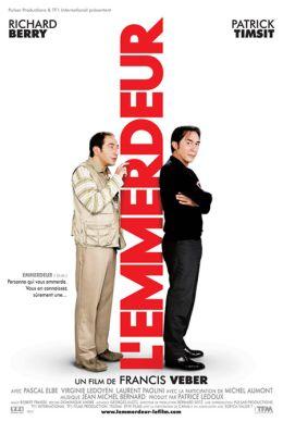 "Постер к фильму ""Зануда"" /L'emmerdeur/ (2008)"