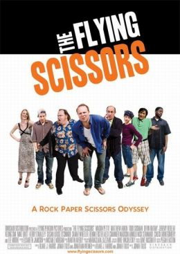 """Постер к фильму """"Летающие ножницы"""" /The Flying Scissors/ (2009)"""