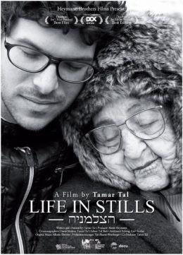 """Постер к фильму """"Жизнь в фотографиях"""" /Life in Stills/ (2011)"""