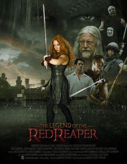 "Постер к фильму ""Легенда красного жнеца"" /Legend of the Red Reaper/ (2013)"