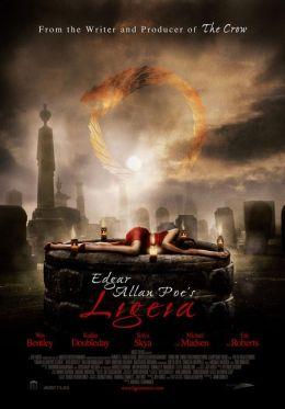 """Постер к фильму """"Лигейя Эдгара Аллана По"""" /Ligeia/ (2009)"""