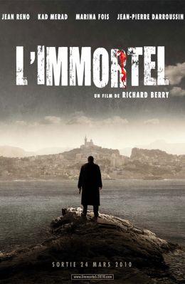 """Постер к фильму """"22 пули: Бессмертный"""" /L'immortel/ (2010)"""