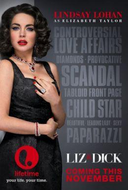 """Постер к фильму """"Лиз и Дик"""" /Liz & Dick/ (2012)"""
