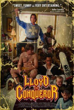 """Постер к фильму """"Lloyd the Conqueror"""" /Lloyd the Conqueror/ (2011)"""