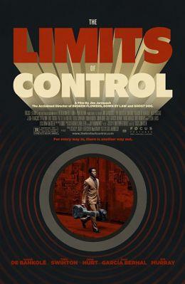 """Постер к фильму """"Предел контроля"""" /The Limits of Control/ (2009)"""