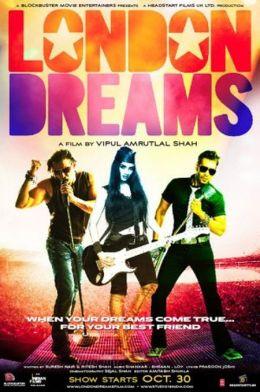 """Постер к фильму """"Лондонские мечты"""" /London Dreams/ (2009)"""