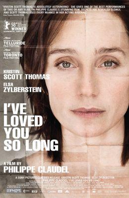 "Постер к фильму ""Я так давно тебя люблю"" /Il y a longtemps que je t'aime/ (2008)"