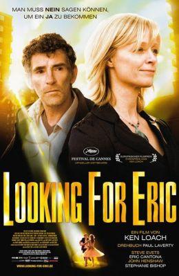 """Постер к фильму """"В поисках Эрика"""" /Looking for Eric/ (2009)"""