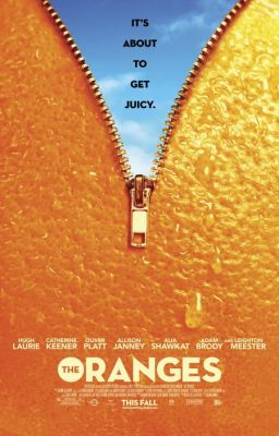 """Постер к фильму """"Любовный переплет"""" /The Oranges/ (2011)"""