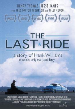 """Постер к фильму """"The Last Ride"""" /The Last Ride/ (2011)"""