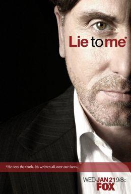 """Постер к фильму """"Обмани меня"""" /Lie to Me/ (2009)"""