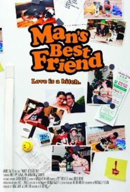 """Постер к фильму """"Лучший друг человека"""" /Man's Best Friend/ (2009)"""