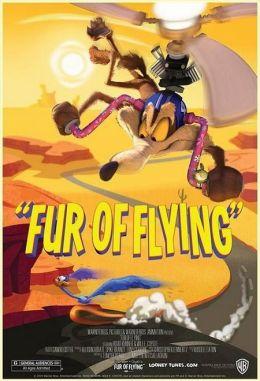 """Постер к фильму """"Луни Тюнз: Летающие меха"""" /Fur of Flying/ (2010)"""