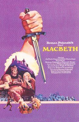 """Постер к фильму """"Макбет"""" /Macbeth/ (1971)"""