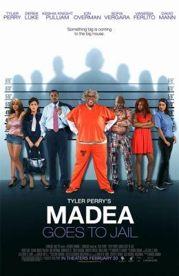 """Постер к фильму """"Мэдея в тюрьме"""" /Madea Goes to Jail/ (2009)"""