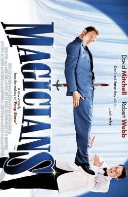"""Постер к фильму """"Фокусники"""" /Magicians/ (2007)"""