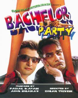 """Постер к фильму """"Мальчишник"""" /Bachelor Party/ (2009)"""