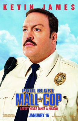 """Постер к фильму """"Шопо-коп"""" /Paul Blart: Mall Cop/ (2009)"""