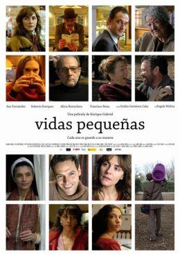 """Постер к фильму """"Маленькие жизни"""" /Vidas pequenas/ (2010)"""