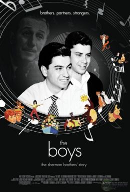 "Постер к фильму ""Мальчики: История братьев Шерман"" /The Boys: The Sherman Brothers' Story/ (2009)"
