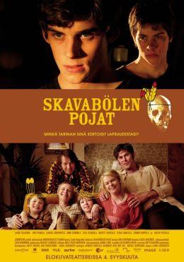 """Постер к фильму """"Мальчишки из Скавабёле"""" /Skavabolen pojat/ (2009)"""