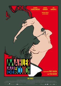 """Постер к фильму """"Малер на кушетке"""" /Mahler auf der Couch/ (2010)"""