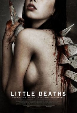 """Постер к фильму """"Маленькие смерти"""" /Little Deaths/ (2011)"""