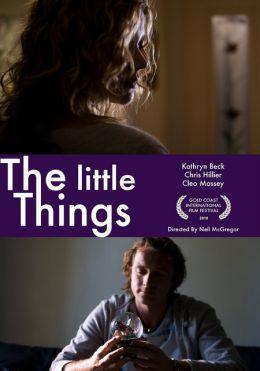 """Постер к фильму """"Маленькие вещи"""" /The Little Things/ (2010)"""