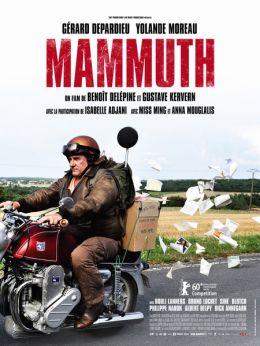 """Постер к фильму """"Последний Мамонт Франции"""" /Mammuth/ (2010)"""