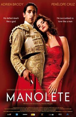 "Постер к фильму ""Манолете"" /Manolete/ (2007)"