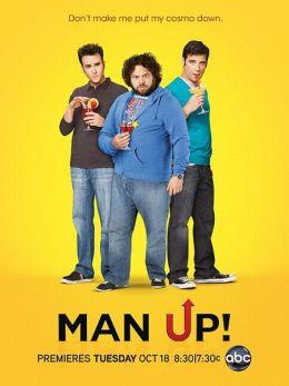 """Постер к фильму """"Будь мужчиной"""" /Man Up!/ (2011)"""