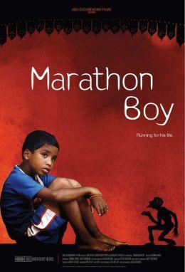 """Постер к фильму """"Марафонец"""" /Marathon Boy/ (2010)"""