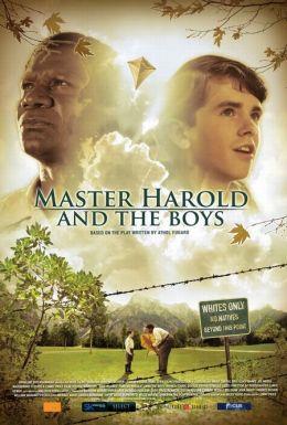 """Постер к фильму """"Мастер Гарольд... и ребята"""" /Master Harold... and the Boys/ (2010)"""