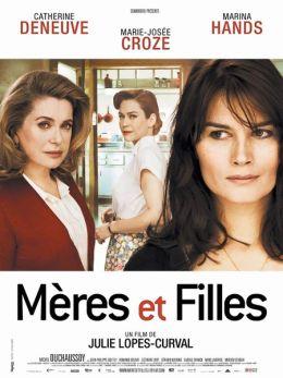 "Постер к фильму ""Матери и дочери"" /Meres et filles/ (2009)"