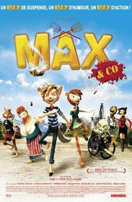 """Постер к фильму """"Макс и его компания"""" /Max & Co/ (2007)"""