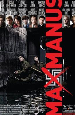 """Постер к фильму """"Макс Манус. Человек войны"""" /Max Manus/ (2008)"""