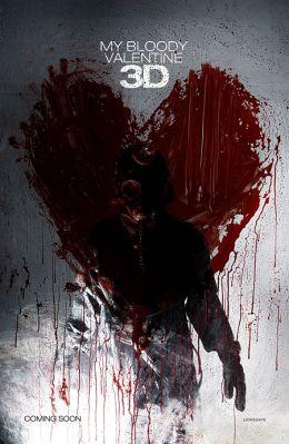 """Постер к фильму """"Мой кровавый Валентин 3D"""" /My Bloody Valentine/ (2009)"""